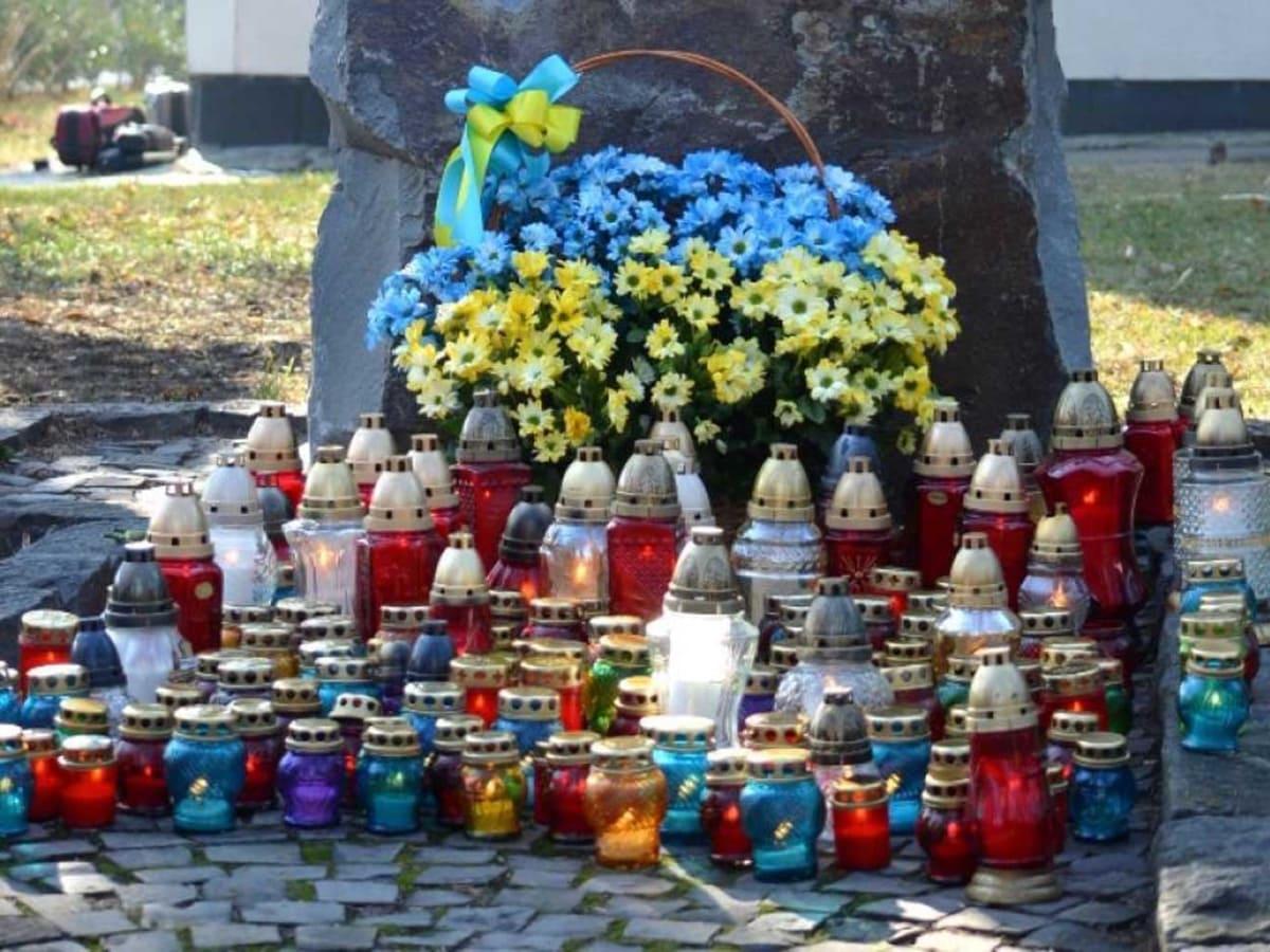 Пам'ять Героїв Небесної Сотні вшанують в Ужгороді фото