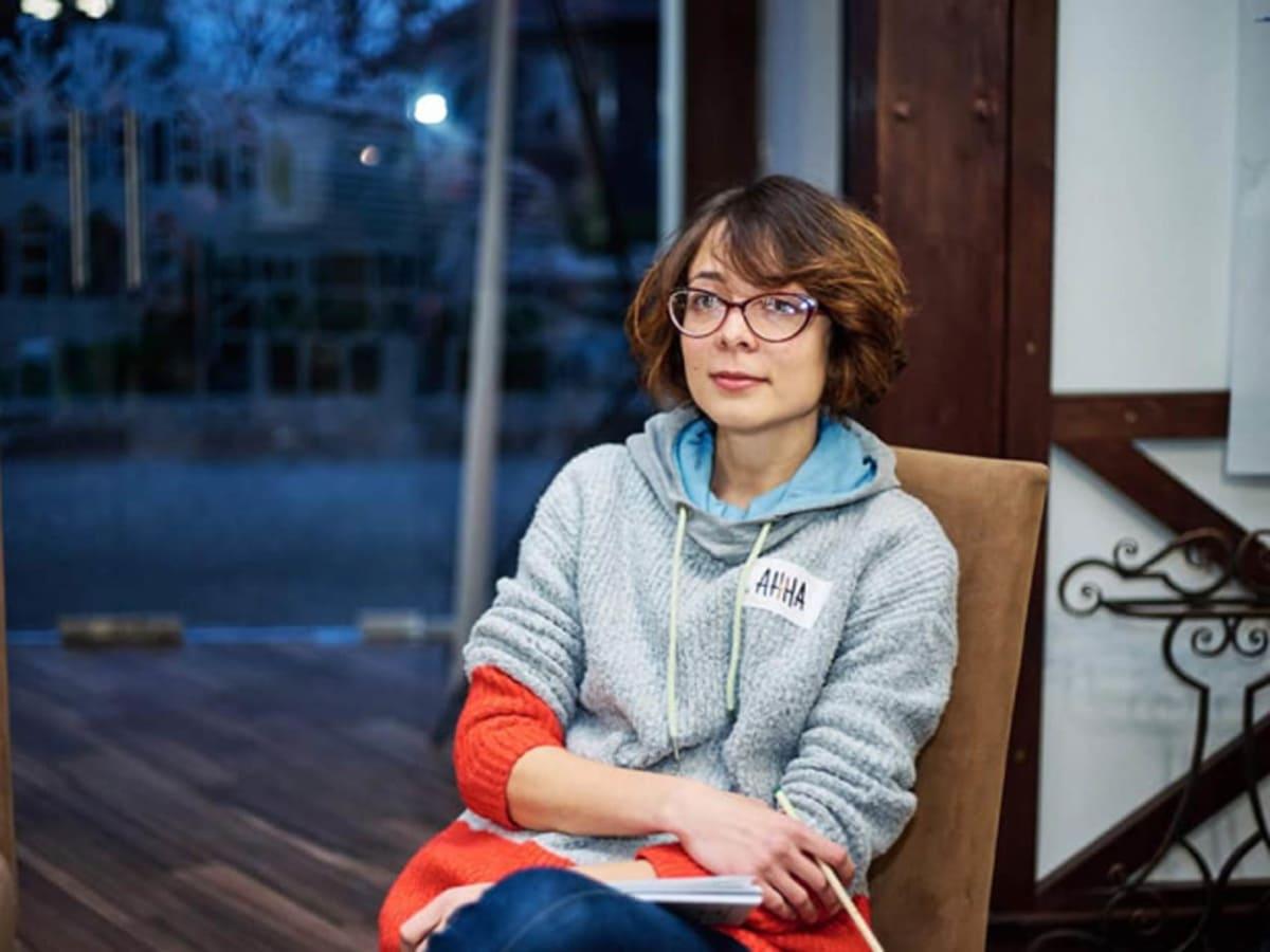 Розповідь переселенки з Донецька фото