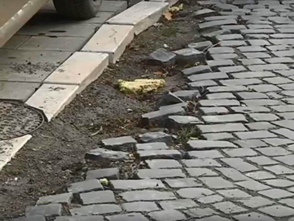 Розслідування можливих розтрат бюджету при ремонті площі Петефі