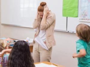 До уваги батьків: штраф за образу вчителя – 5100 грн!