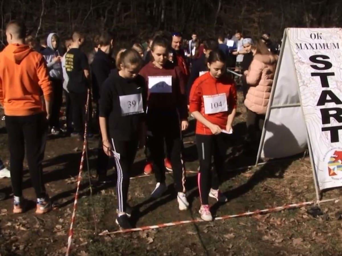 Ужгород приймав чемпіонат області зі спортивного орієнтування фото