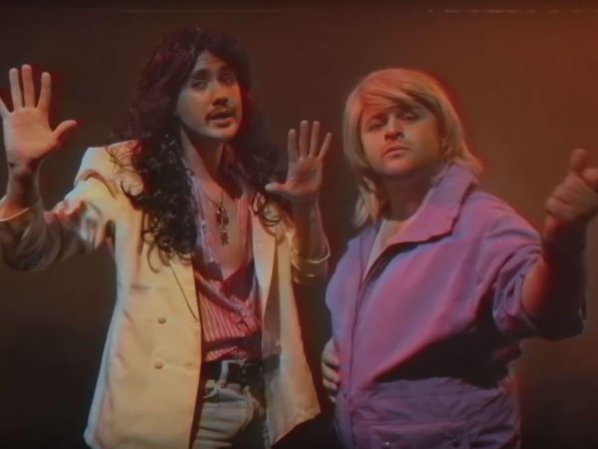 Ужгородці випустили тематичний кліп Валентинка у стилі 80-х фото