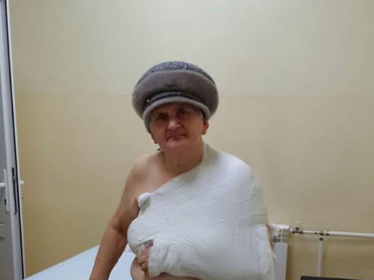 в Ужгороді зникла літня жінка фото фото
