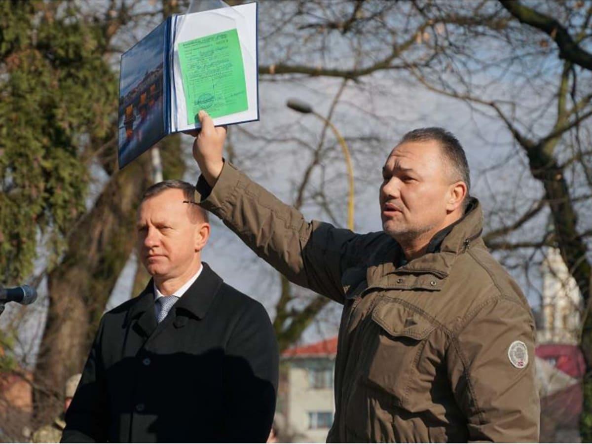 За останні 5 років в Ужгороді вперше виділено квартиру воїну-афганцю фото