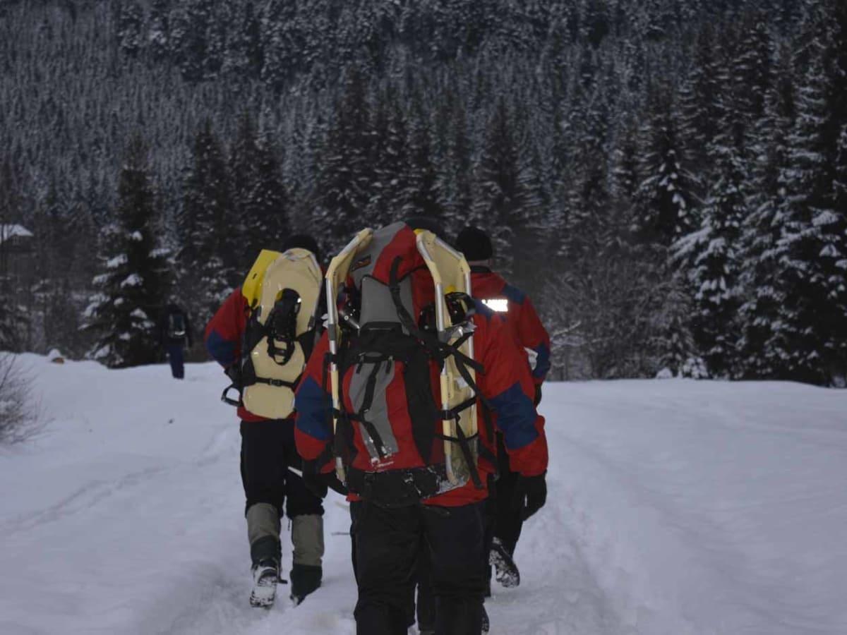 Закарпатські рятувальники знайшли туристів, які заблукали