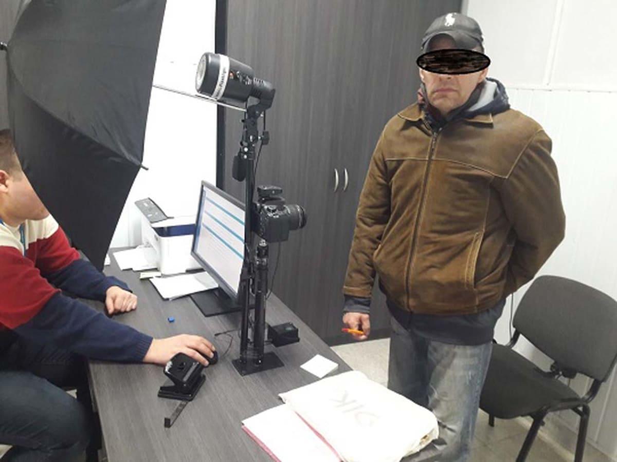 Затримано громадянина Чехії без документів фото