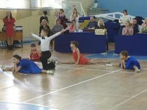 Змагання з бальних танців Uzhgorod Cup 2020