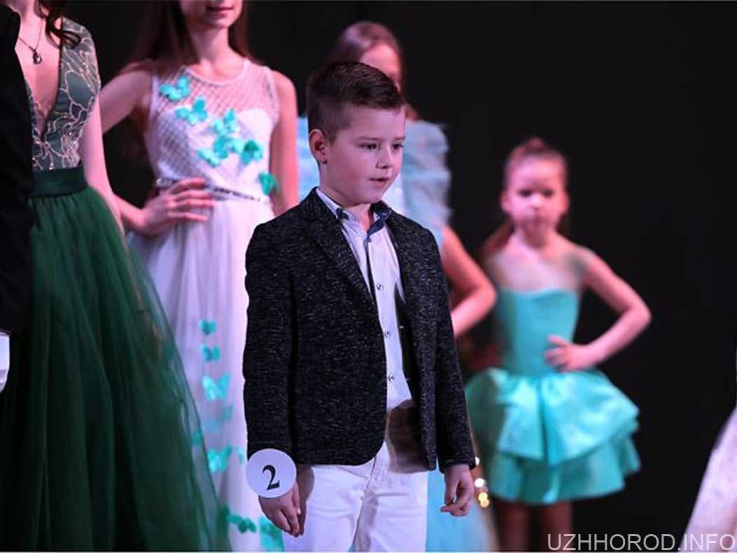 переможець Всеукраїнського Офіційного модельного конкурсу фото