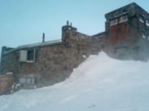 На високогір'ї Карпат зафіксували -17 градусів морозу
