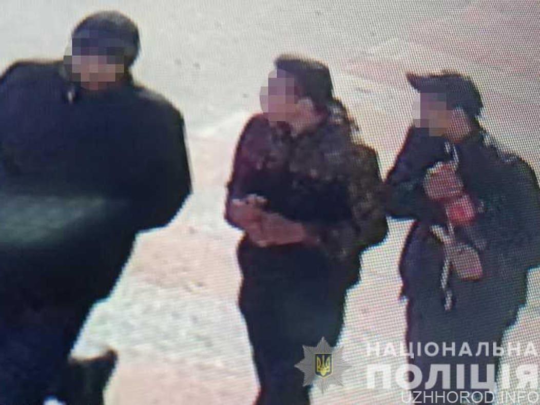 Поліція Ужгорода оперативно встановила особи неповнолітніх фото