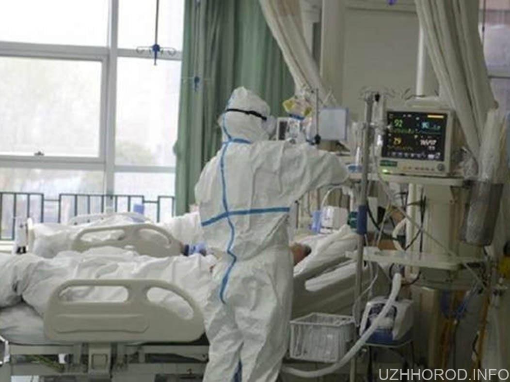 У жінки яку госпіталізували в Ужгороді коронавірусу не виявили фото
