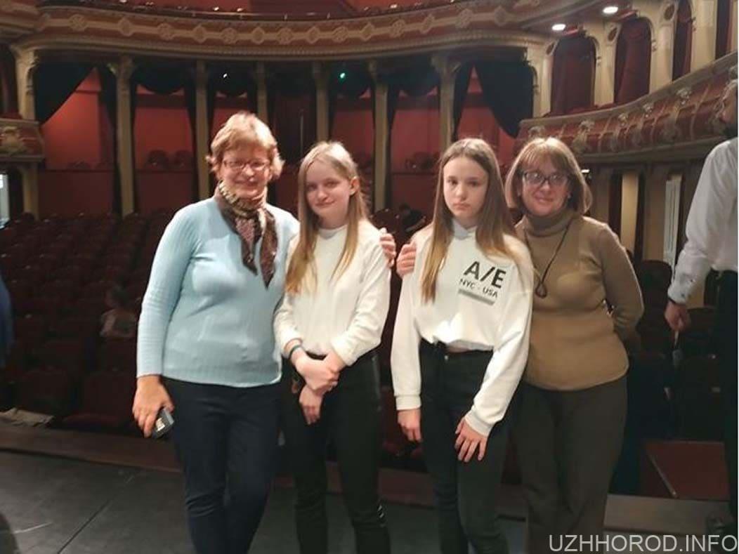 Ужгородці привезли нагороди Міжнародного конкурсу фортепіанних ансамблів