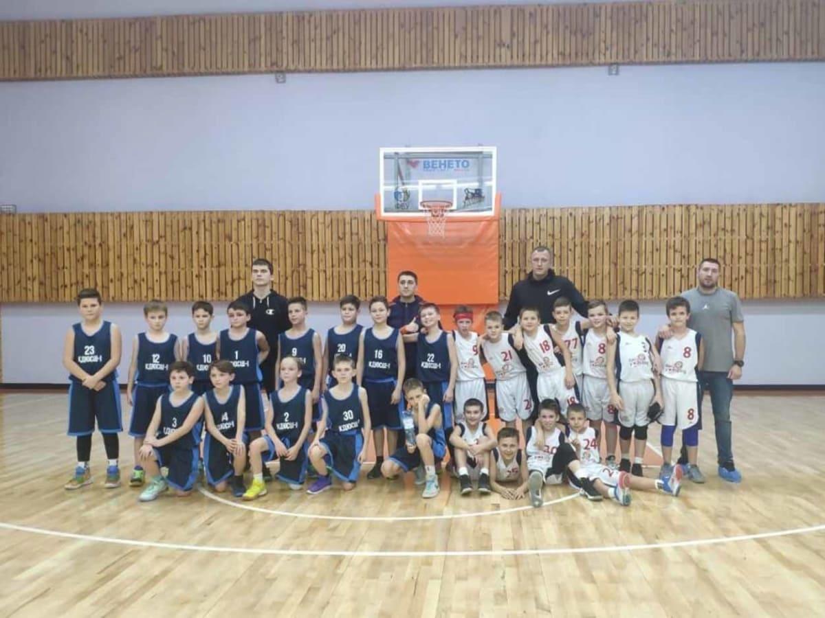 Ужгородці серед кращих у Всеукраїнській баскетбольній лізі України