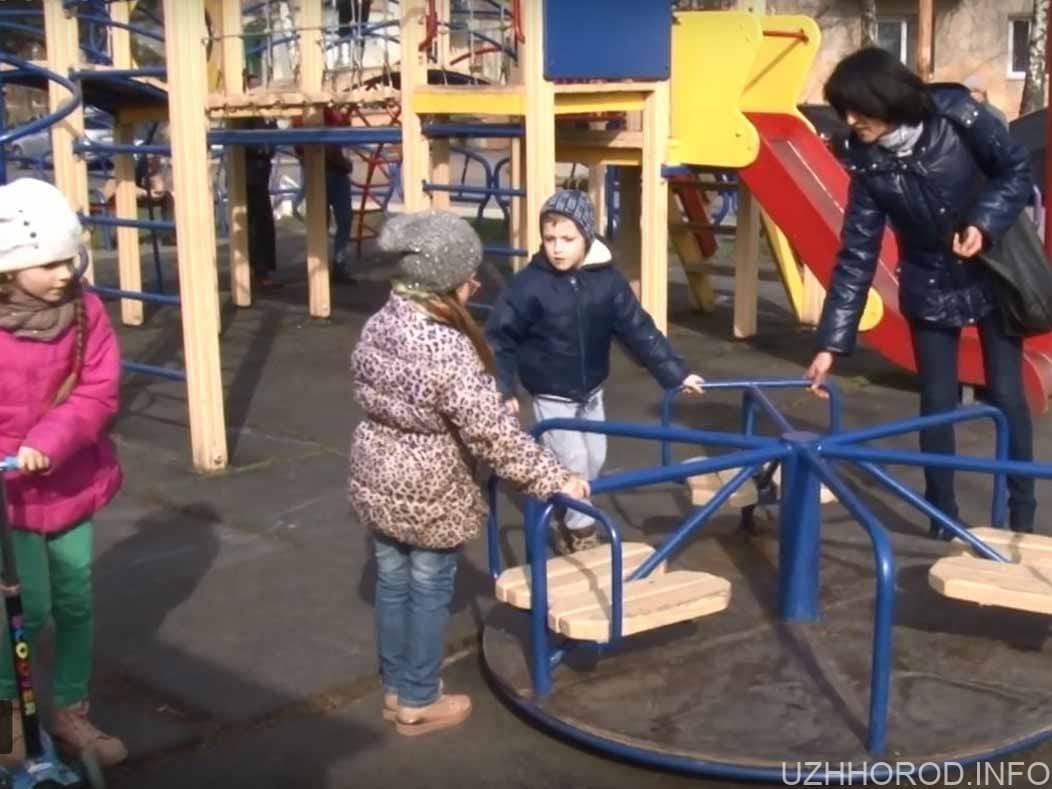 Ужгородцям радять обмежити прогулянки для дітей під час карантину (ВІДЕО)