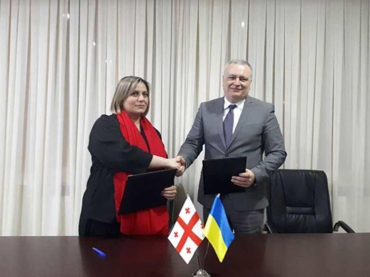УжНУ налагодив співпрацю із провідними вишами Грузії