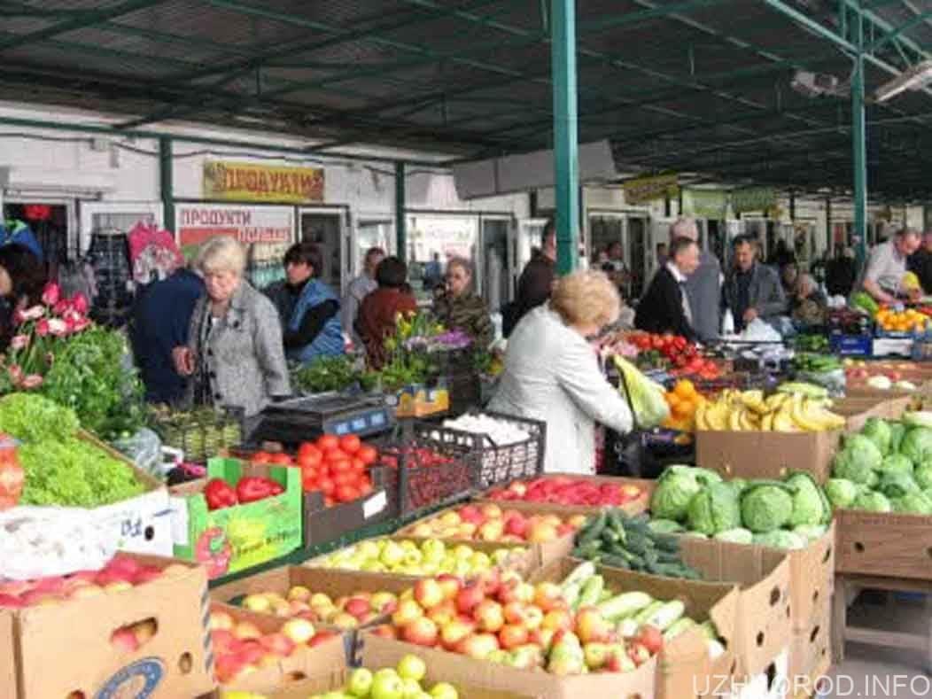 В Україні дозволили відкрити продуктові ринки фото