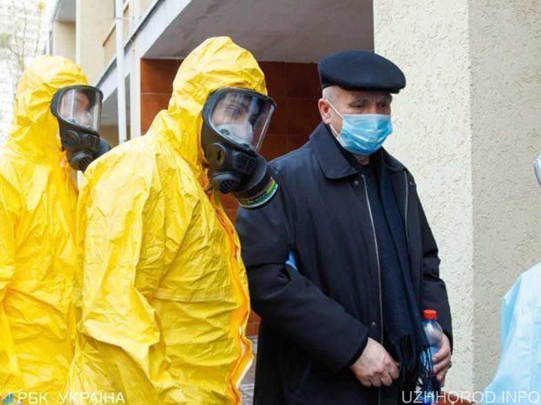 В Україні ввели карантин на три тижні