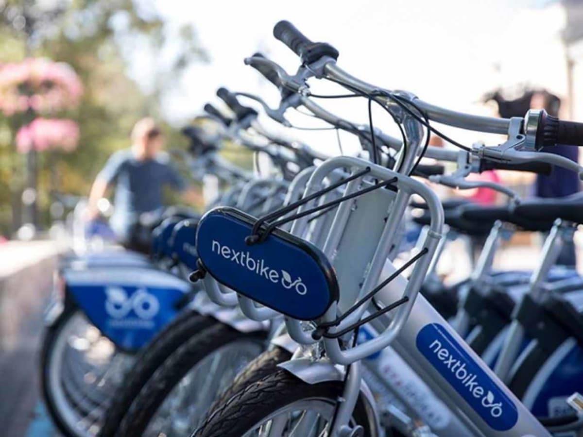 В Ужгороді запрацює система спільного використання велосипедів Nextbike (ВІДЕО)