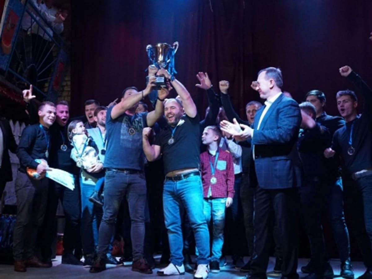 В Ужгороді завершився четвертий сезон футзальної ліги фото