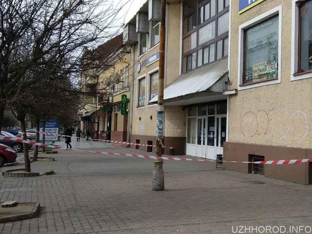 Зелений ринок на площі Корятовича фото