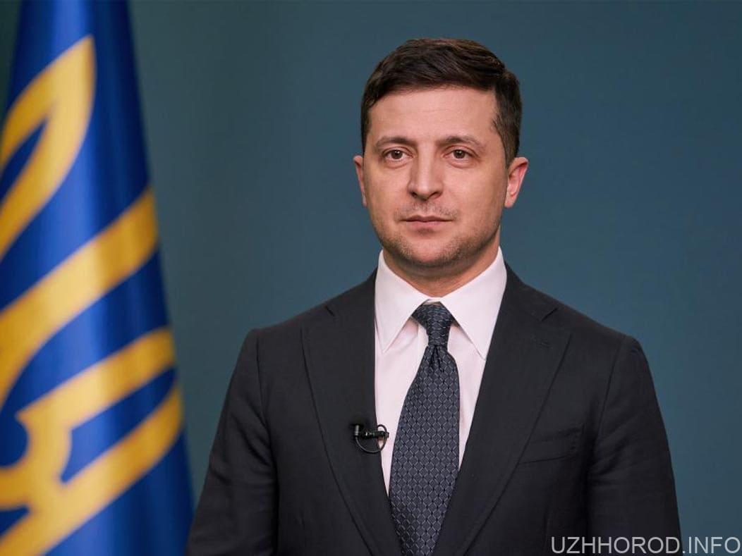 Володимир Зеленський знову прилетить в Ужгород