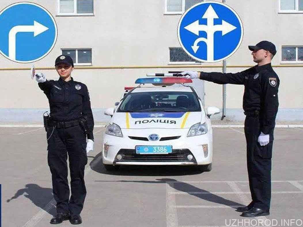 Патрульні регулюватимуть перехрестя вулиць міста