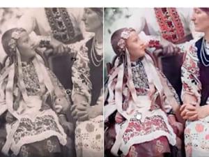 Ужгородець реставрує старі фотографії (ВІДЕО)