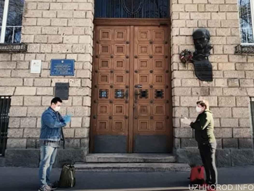 В Ужгороді зробили мініфільм про життя в карантині фото