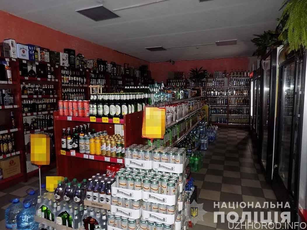 Вчора в Ужгороді поліцейські затримали трьох крадіїв фото