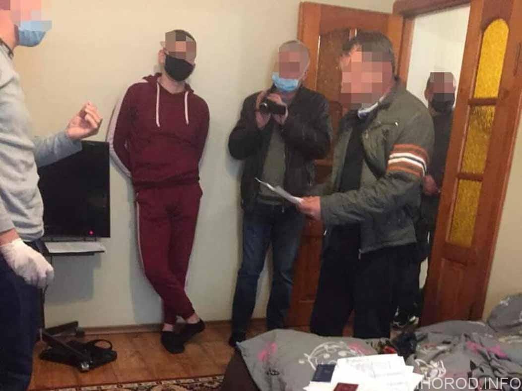 Взято під варту екс-чиновника ОДА та директора приватної фірми фото