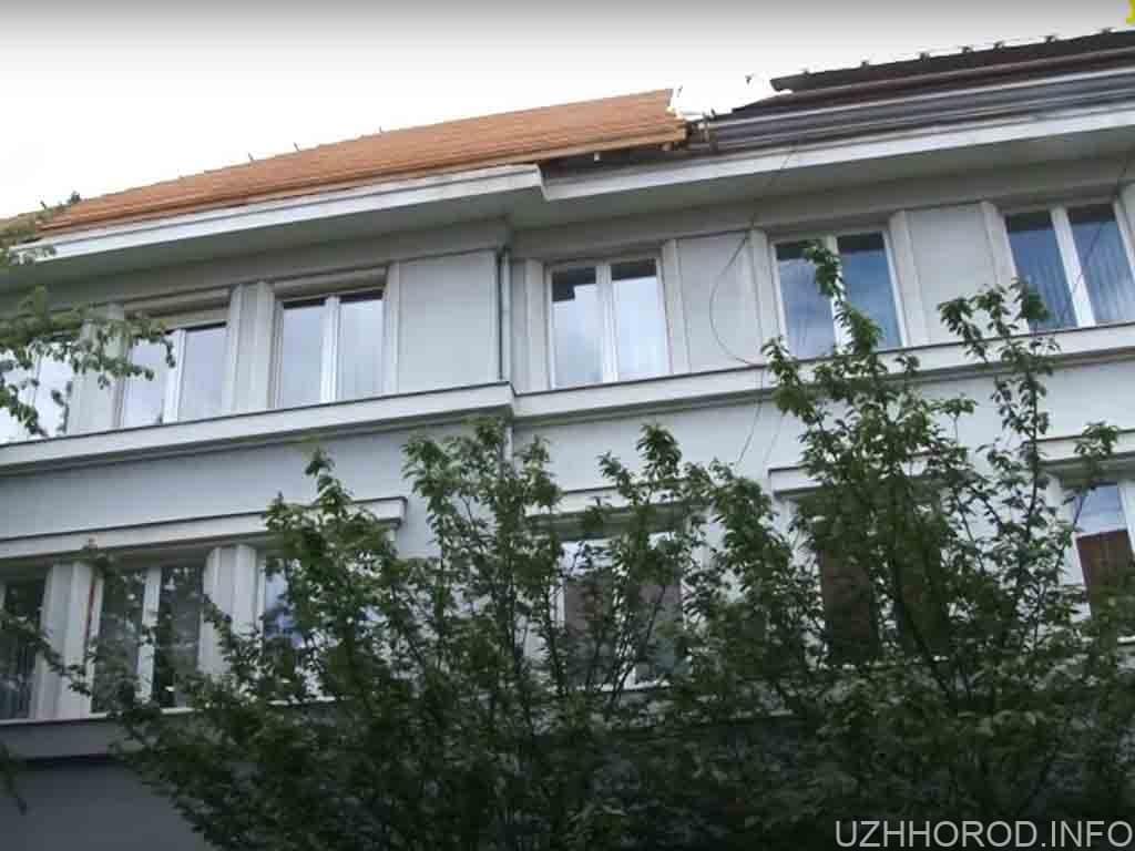 Архітектор про ремонт суду в Ужгороді