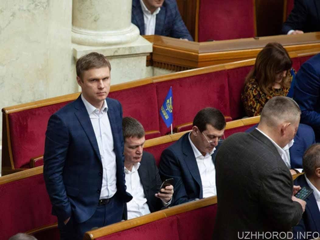 депутати від Закарпаття фото