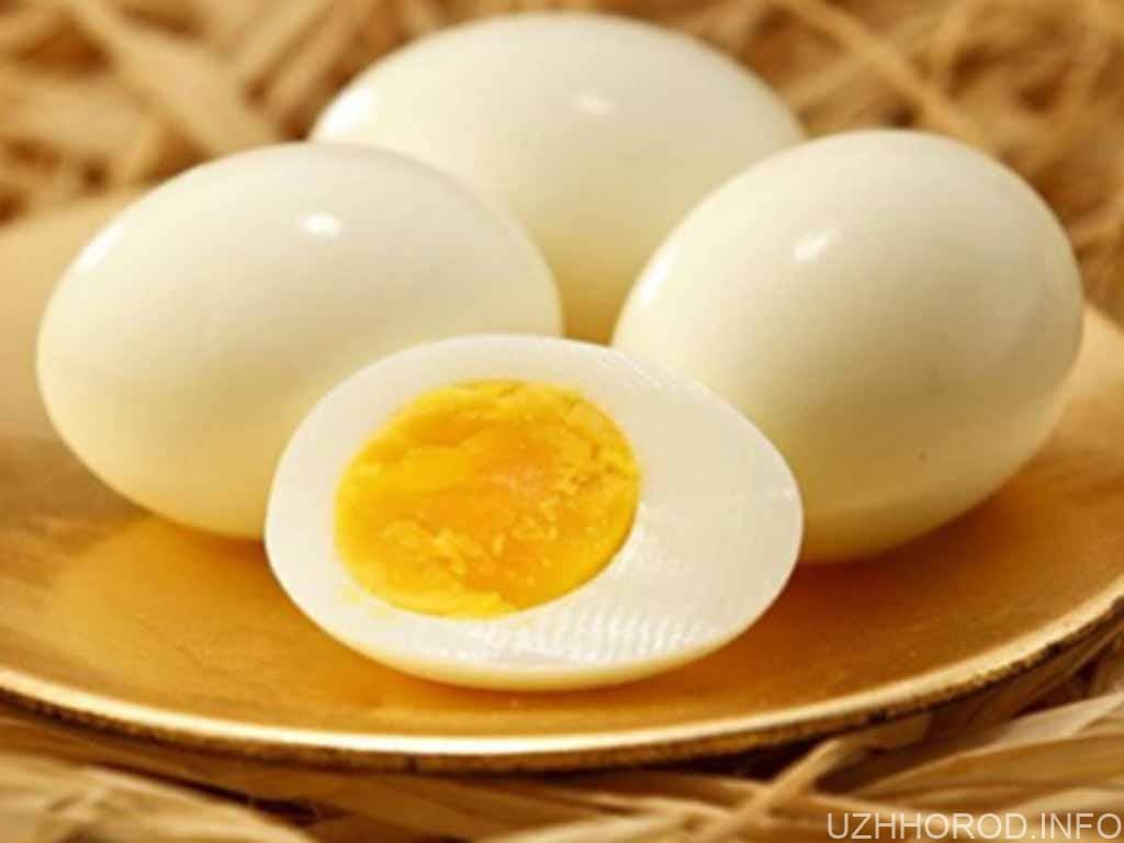 Дієта варених яєць фото