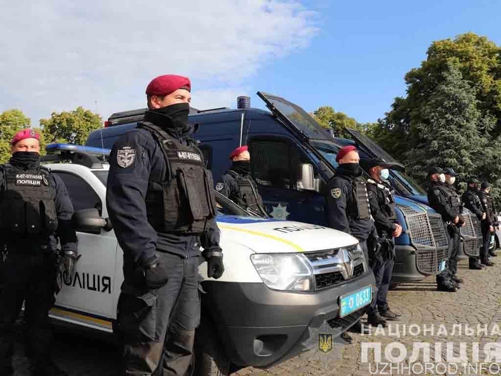 Додаткових патрулів виділено для безпеки дорожнього руху