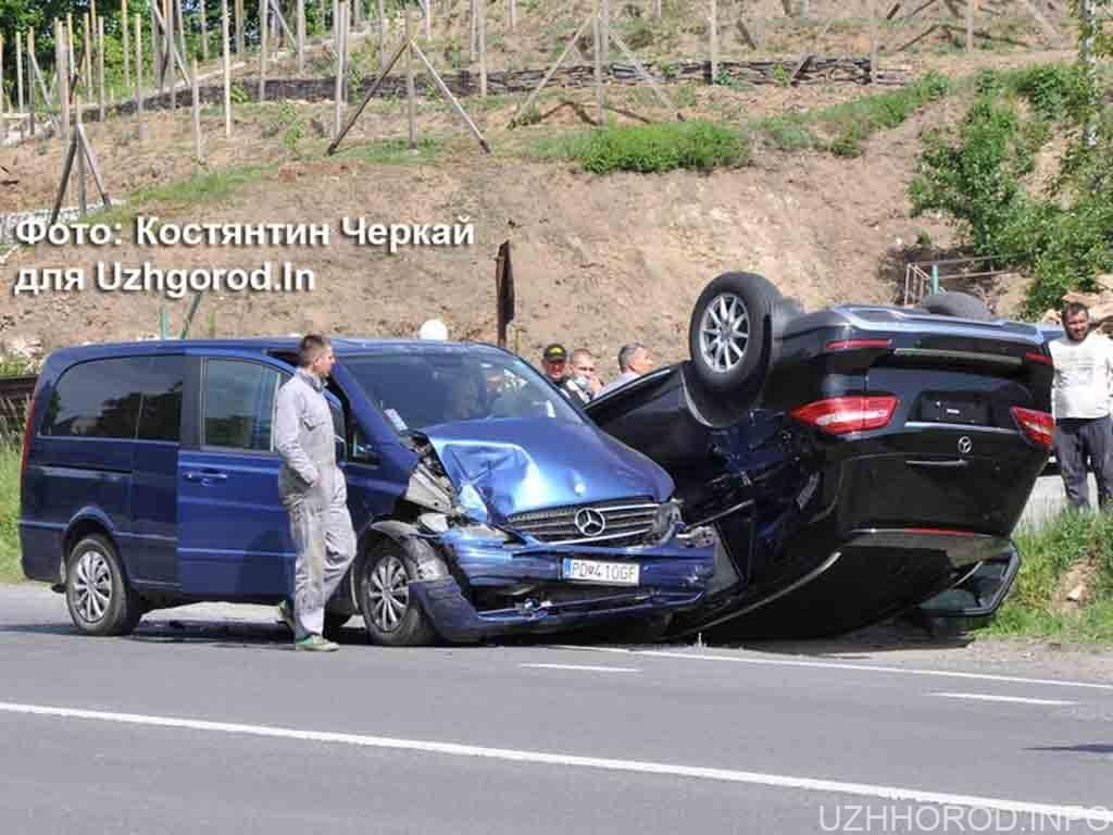 дтп обїзна автомобіль фото