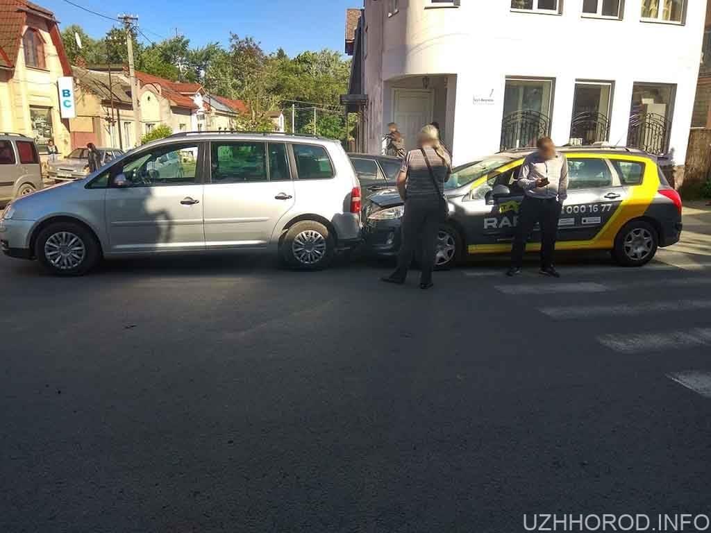 дтп таксі рапід фото