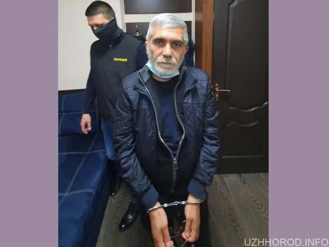 Кримінального авторитета втікача виявили в Кривому Розі фото