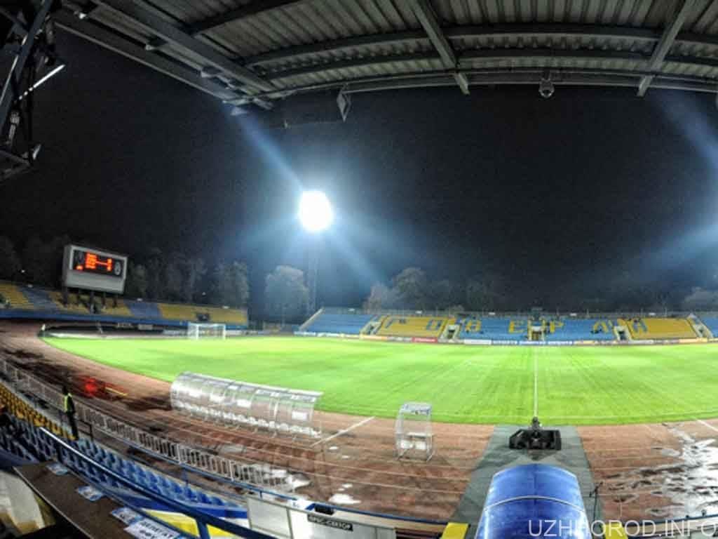 матчі збірної України стадіон фото