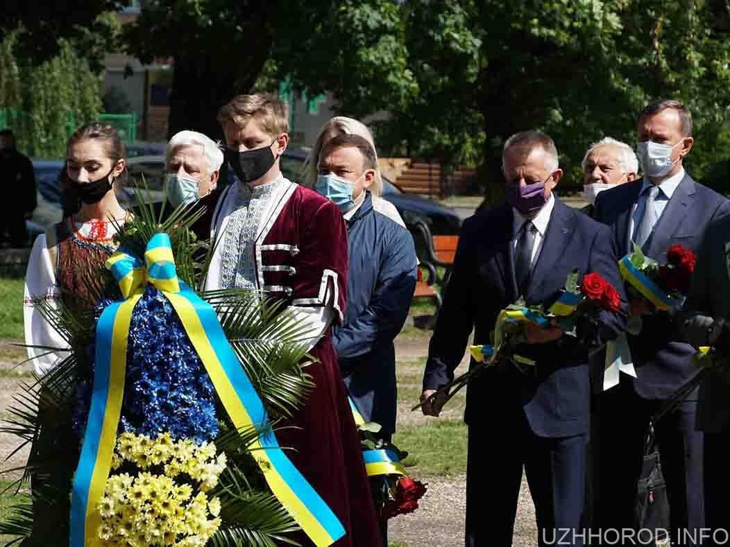 Пам'ять жертв політичних репресій вшанували в місті фото
