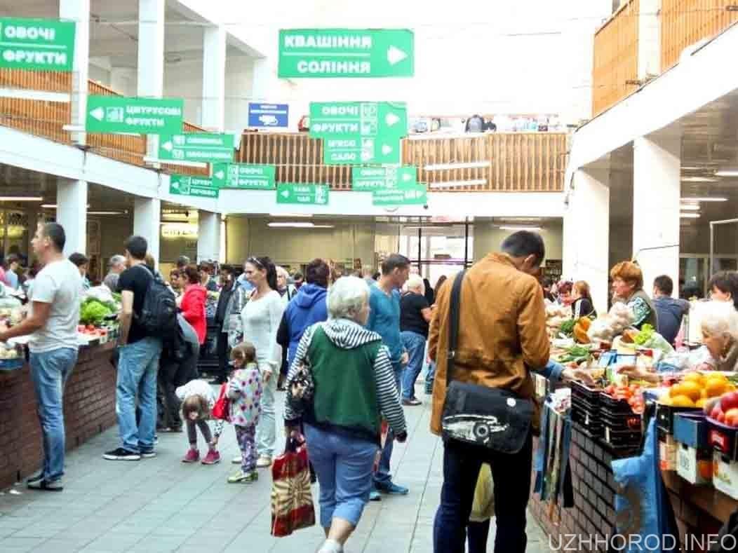 """Режим роботи """"зеленого базара"""" з 1 червня"""
