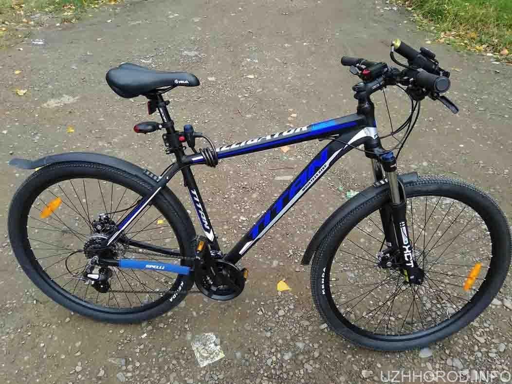 Розшукується викрадений велосипед