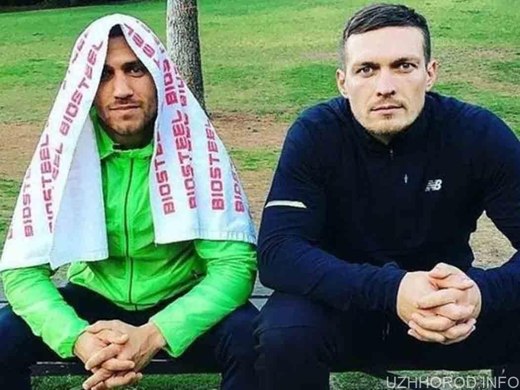 Усика і Ломаченко занесли в миротворець фото
