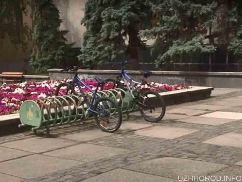 Велопрокат в місті запрацює з осені фото