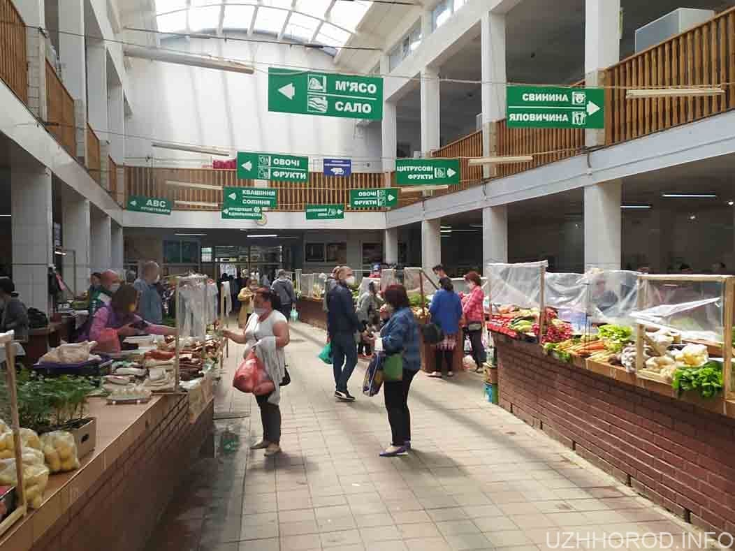 зелений ринок в новому форматі фото