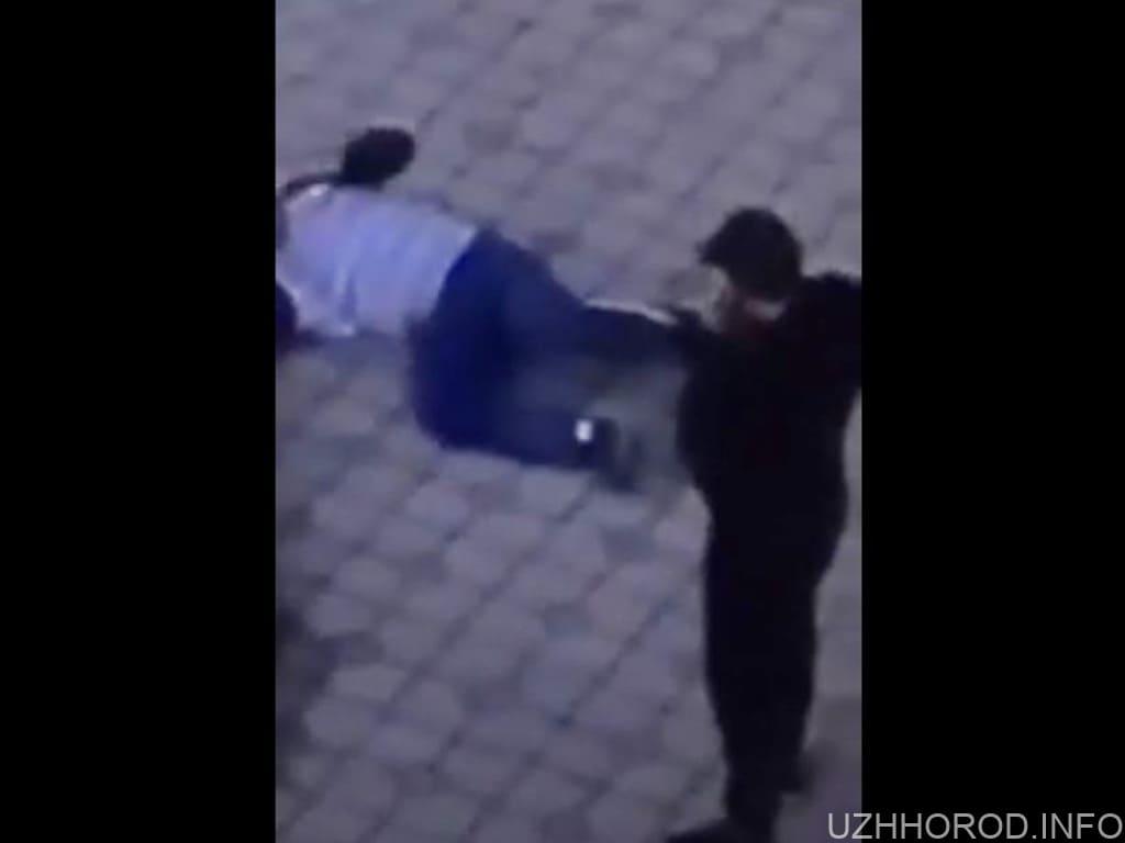 прикордонник побив пенсіонера фото