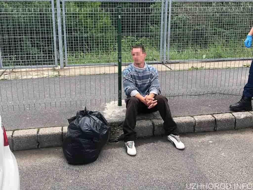 Прикордонники врятували українця, якого непритомним несло течією річки в Угорщину