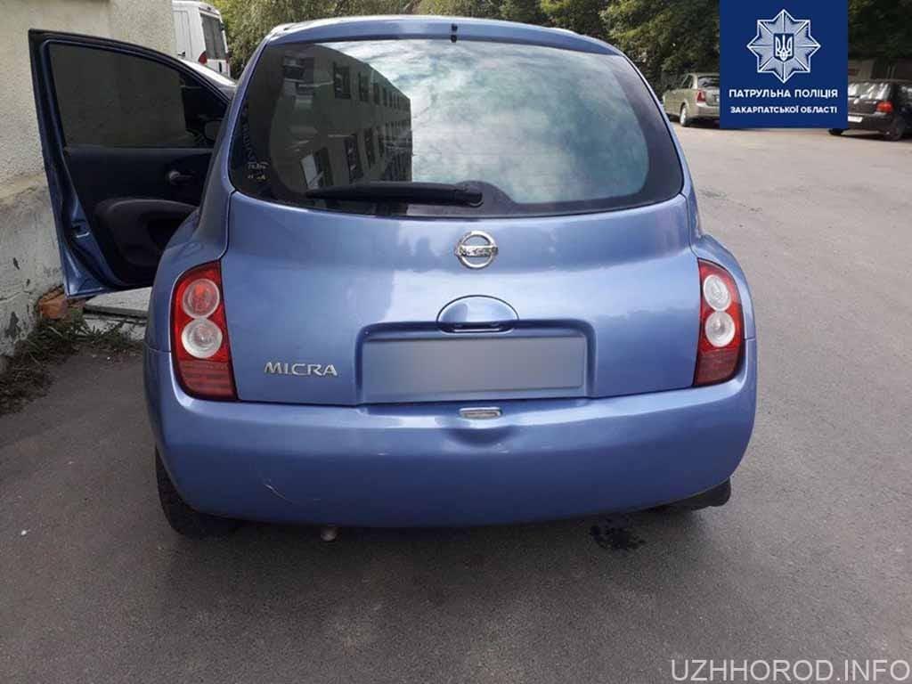 Розшукуються очевидці ДТП з автомобілем Nissan фото