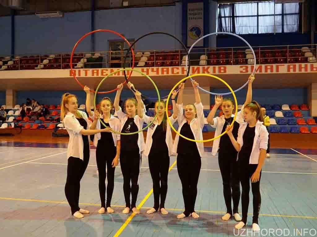 Ужгород долучився до естафети з нагоди відзначення Олімпійського дня фото