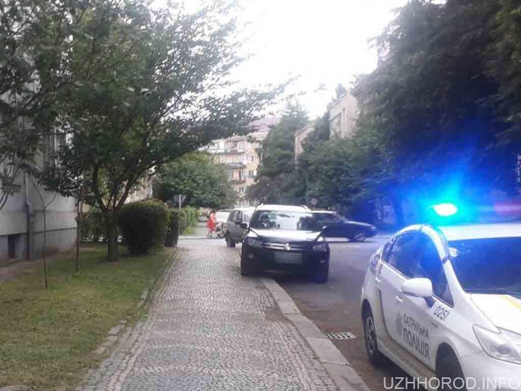 Ужгородські патрульні шукають очевидців ДТП фото