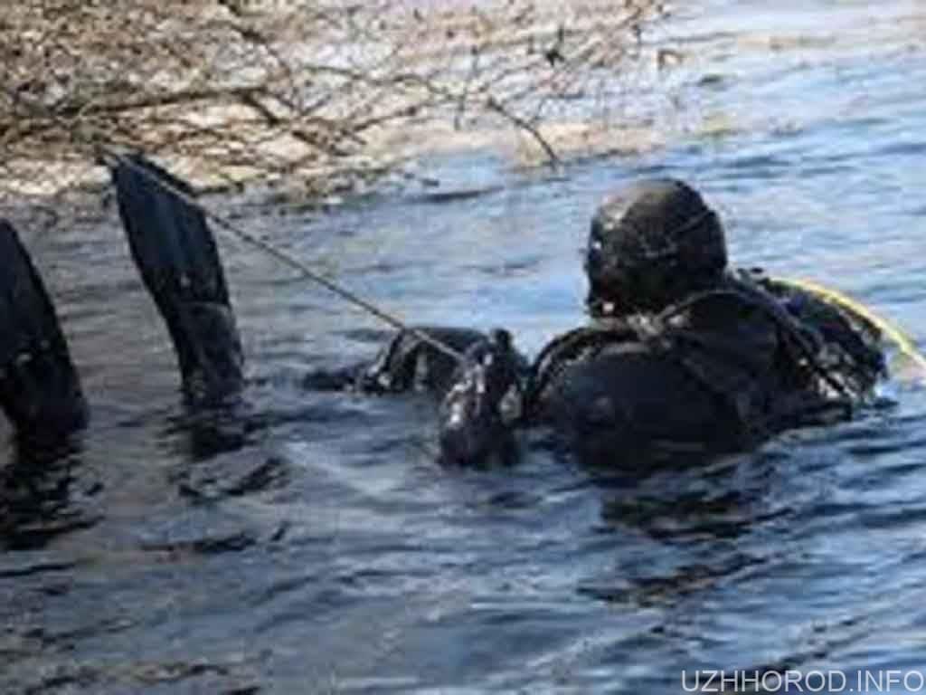 В Ужгороді шукають ймовірного потопельника фото